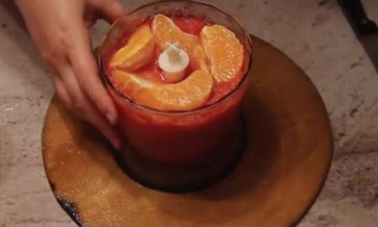 Закладываем апельсин