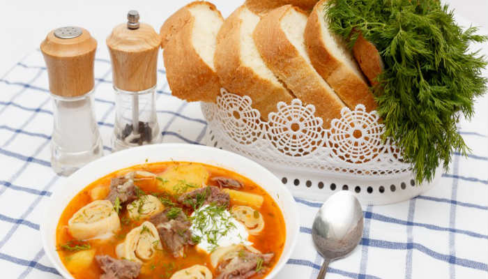 Первые блюда