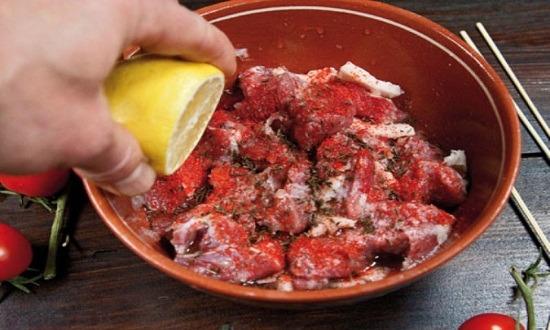 Как вкусно сделать маринад для шашлыков 642