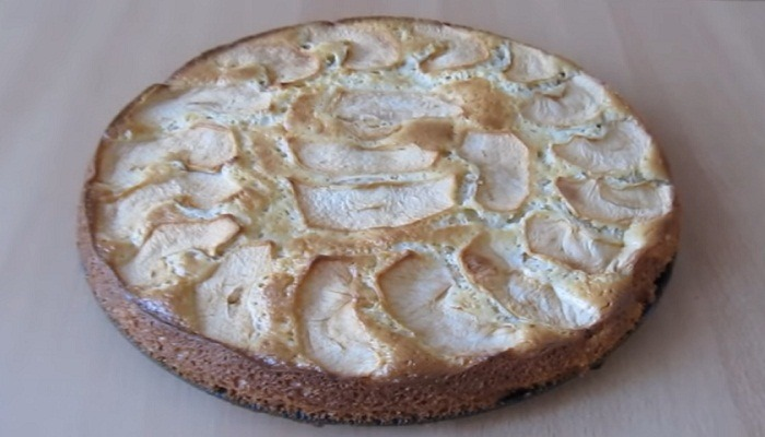 пирог готов