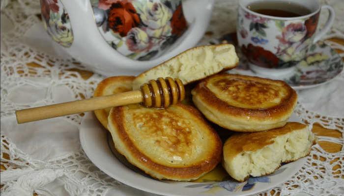 Рецепты оладий