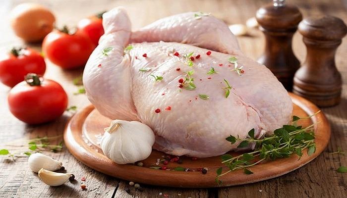 Курица для диетического блюда