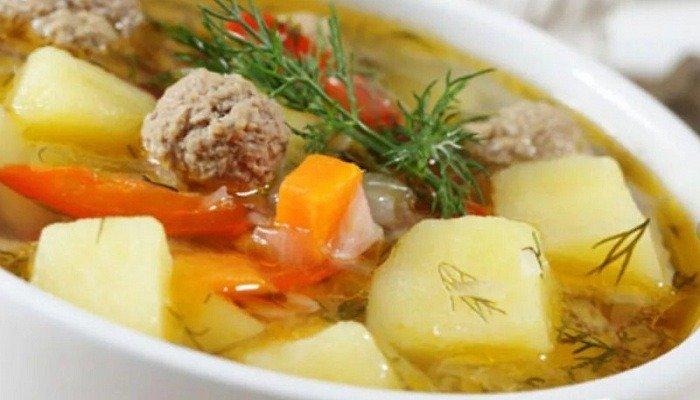 Очень вкусный суп с фрикадельками и рисом - 6 рецептов приготовления супа