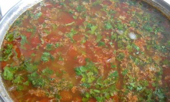 доварить суп