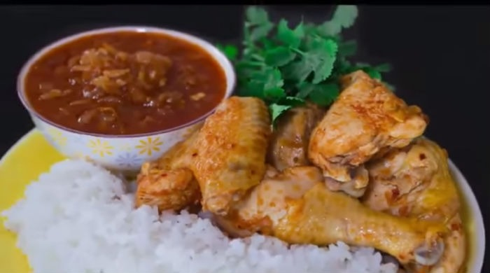 Блюда из курицы на второе