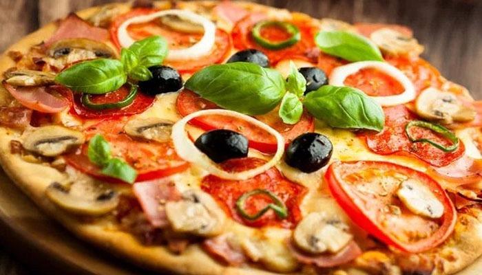 Домашняя пицца с грибами – 7 рецептов приготовления пиццы в духовке
