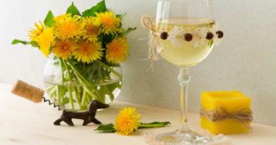 Вино из одуванчиков