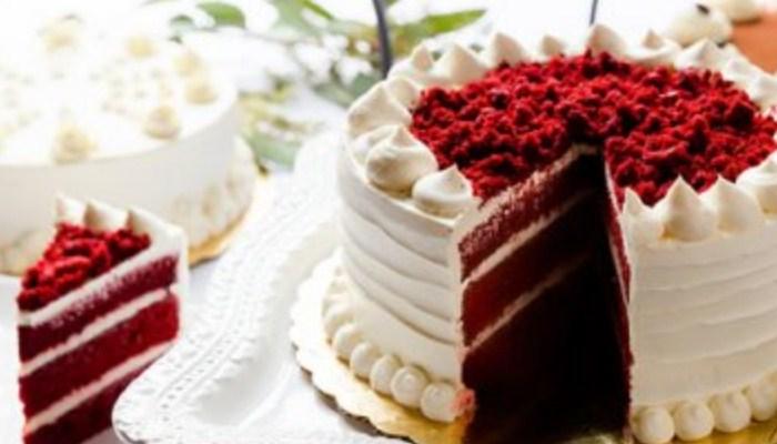 Торт «Красный бархат» от Юлии Высоцкой