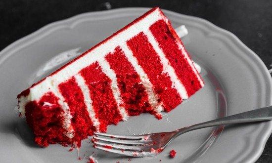 порция американского десерта