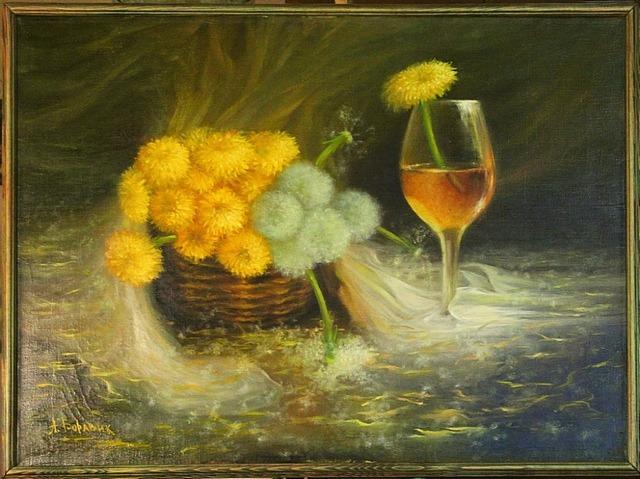 Как сделать вино из одуванчиков - 3 рецепта домашнего вина