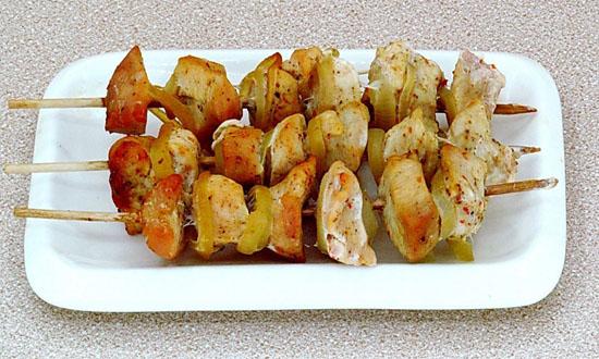 Рецепты куриных шашлыков в духовке - 5 оригинальных маринадов, которые подходят для любого мяса