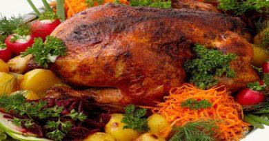 Рецепты приготовления запечённой курицы целиком в фольге в духовке