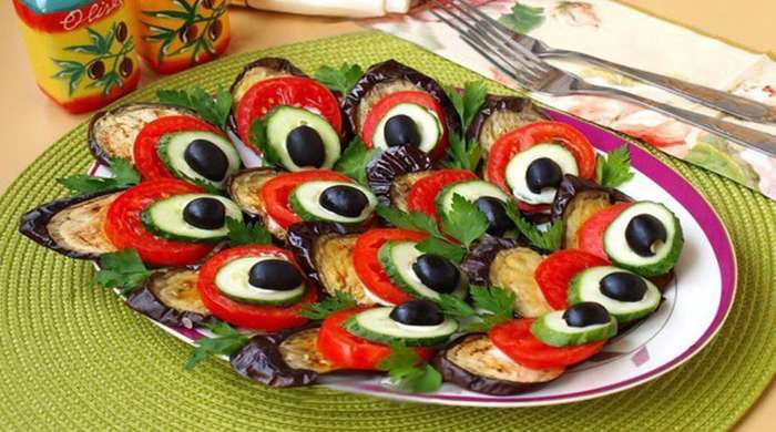 овощная закуска