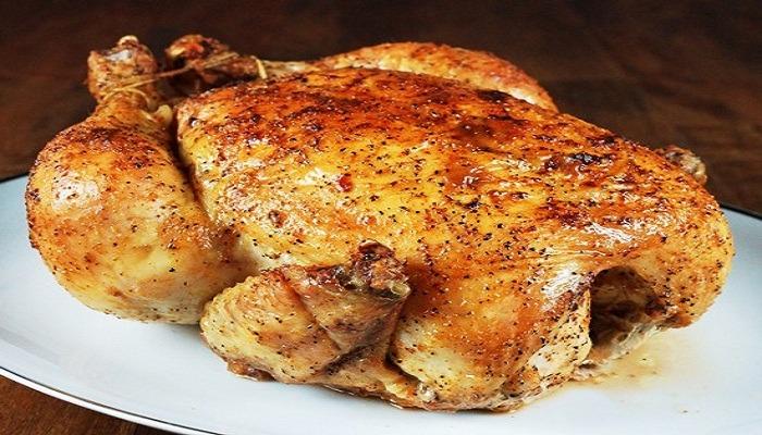 курица в рукаве - простой рецепт