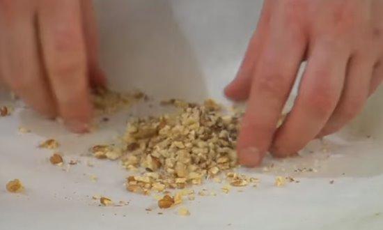 Грецкий орех измельчим