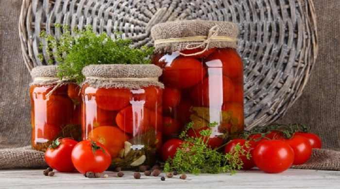 Маринованные помидоры на зиму - 5 рецептов очень вкусных томатных заготовок