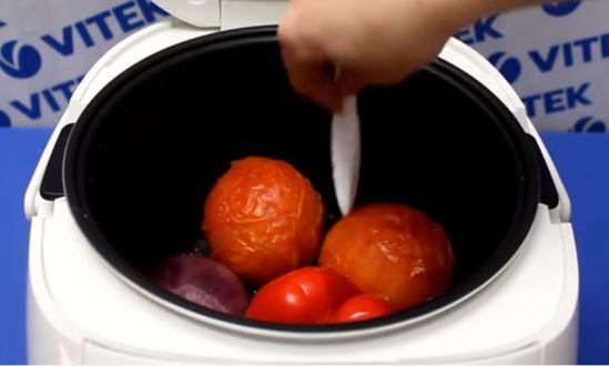 Придаем термической обработке овощи