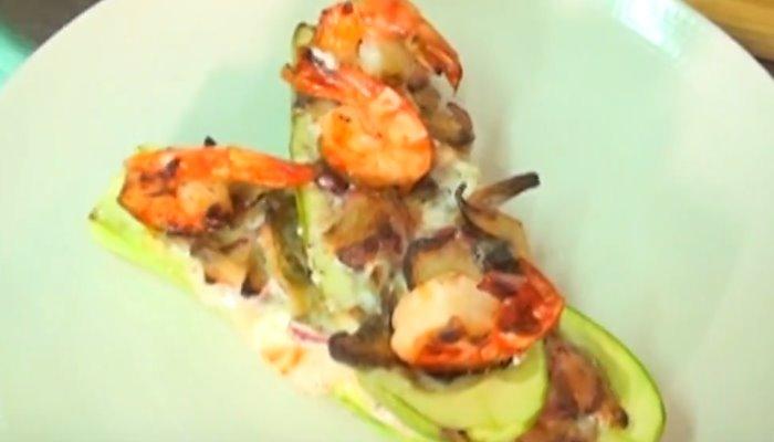 Кабачки, запечённые в духовке - рецепты приготовления быстро и вкусно