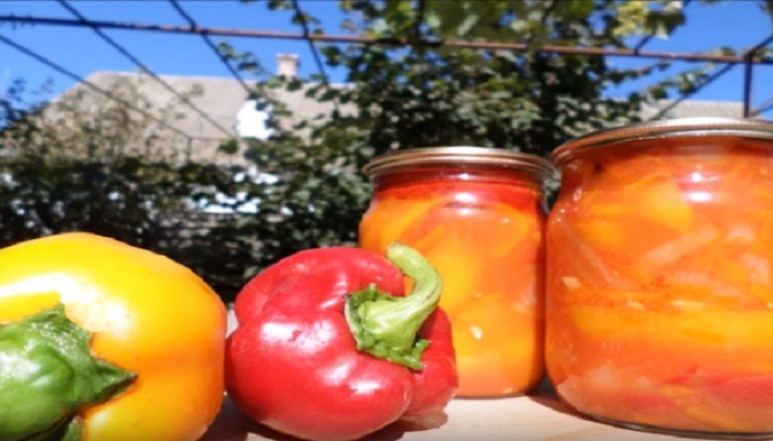 Как приготовить лечо из кабачков и болгарского перца на зиму без стерилизации