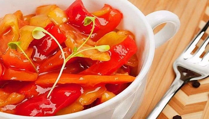 лечо на зиму из помидор и болгарского перца