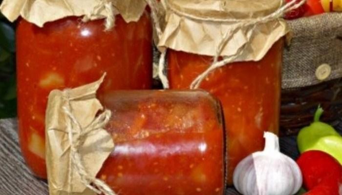 Как приготовить на зиму лечо из помидоров, болгарского перца и чеснока