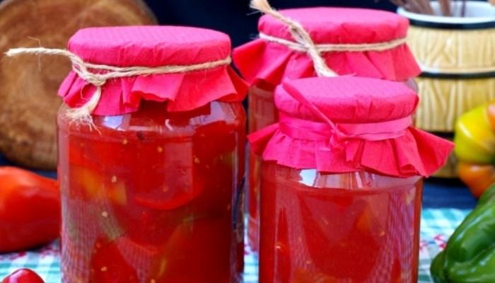Как сделать аппетитное лечо с болгарским перцем и помидорами