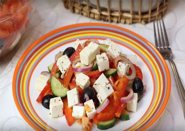 Классический Греческий салат