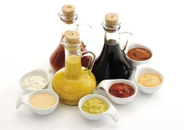 соусы для Греческого салата