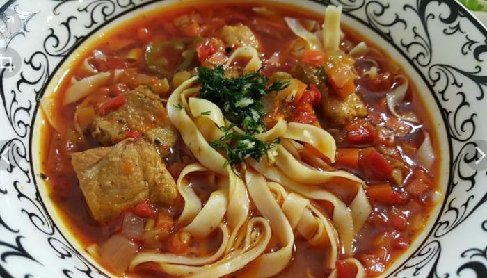 Как готовить лагман по-узбекски — рецепты приготовления в домашних условиях