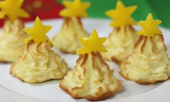 «Картофельные пирожные»
