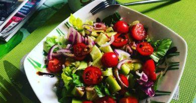 ПП рецепты салатов