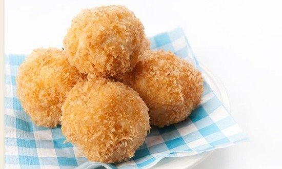 «Рисовые шарики с сыром»