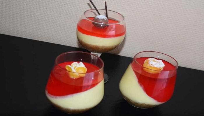 десерт чизкейк