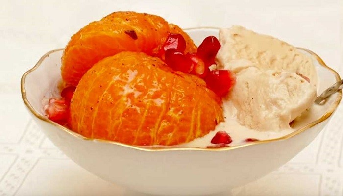 мандарины в сиропе