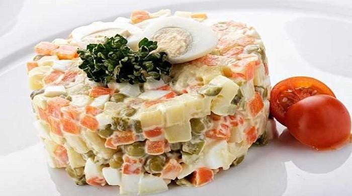 Вкусный Салат Оливье с куриной грудкой — 6 рецептов приготовления в домашних условиях