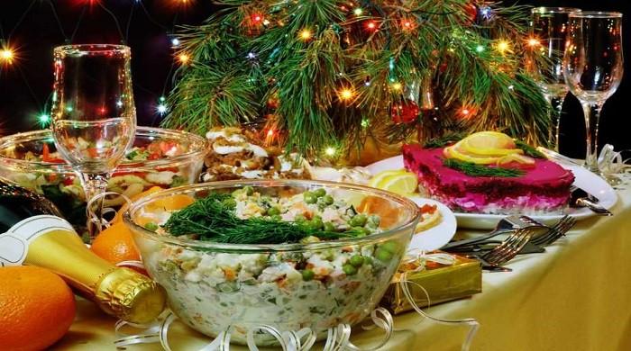 Меню на Новый 2019 год Свиньи — что приготовить на новогодний стол вкусного и интересного
