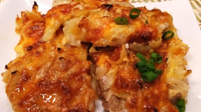 Мясо по-французски из говядины классический рецепт
