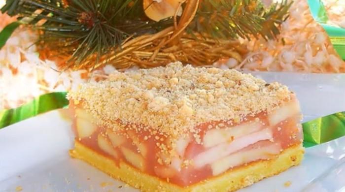 Венский новогодний пирог