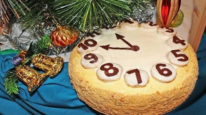 Торт на Новый 2020 год — простые рецепты вкусных, красивых, новогодних, домашних тортов