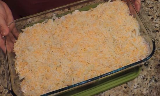 покрыли сыром