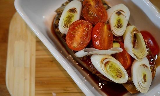 овощи в форму