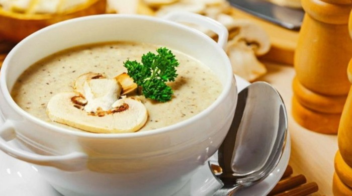 Грибной суп из свежих шампиньонов с картофелем — 9 рецептов приготовления вкусного супа