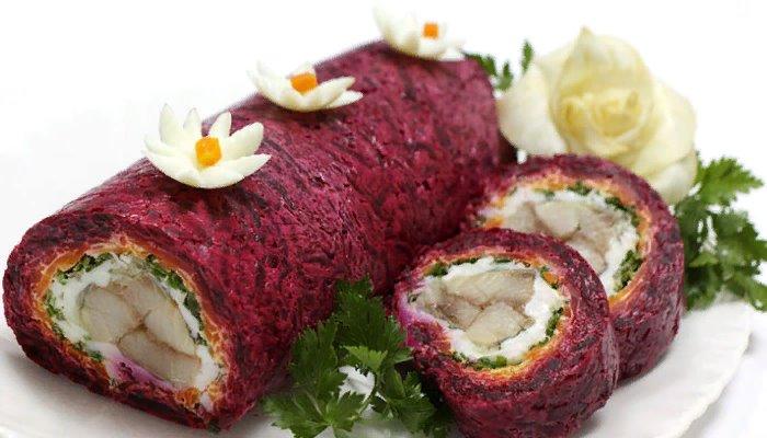Новогодние салаты 2020 — 21 рецепт самых вкусных и красивых салатов на Новый Год