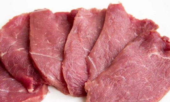 Режем мясо