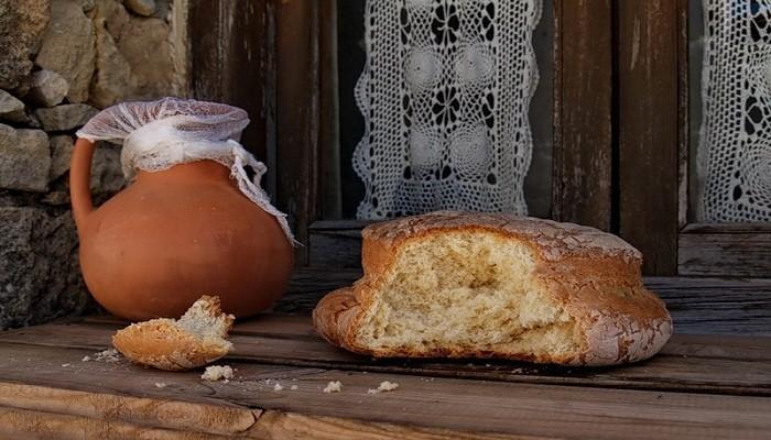 старинный рецепт хлеба