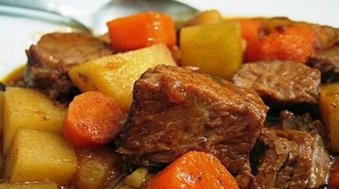 Тушёная картошка с мясом — пошаговые рецепты приготовления