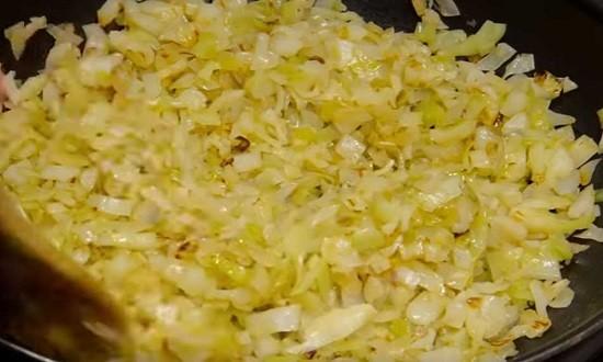 потушить капусту