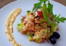 Салат с консервированным тунцом — простые и быстрые рецепты