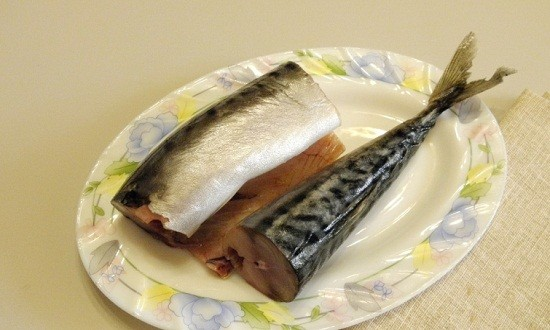 разделать рыбу