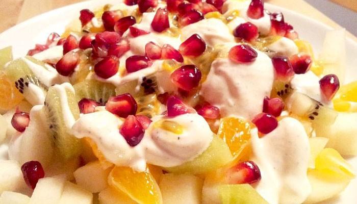 Фруктовый салат - Гранатовая россыпь